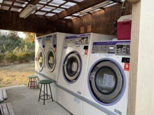 オートキャンプユニオン 洗濯機