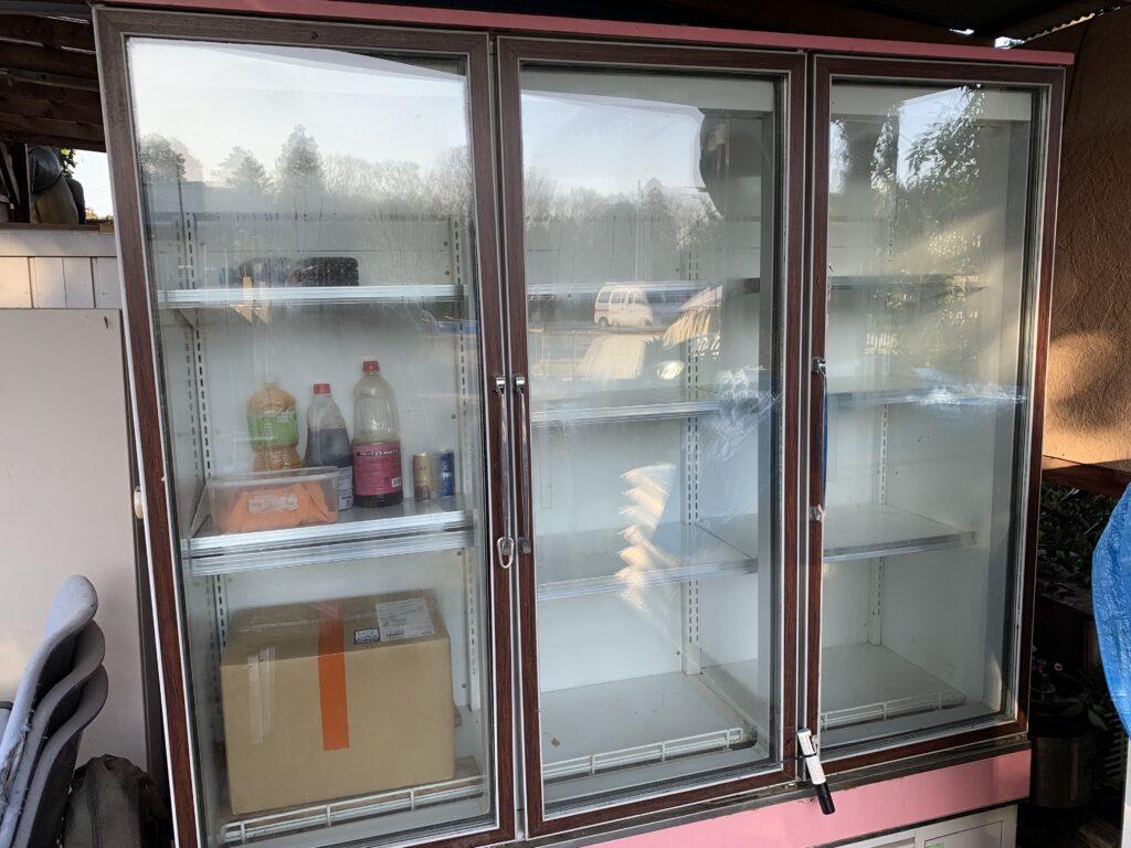 オートキャンプユニオン 冷蔵庫