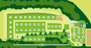 オートキャンプユニオン 地図